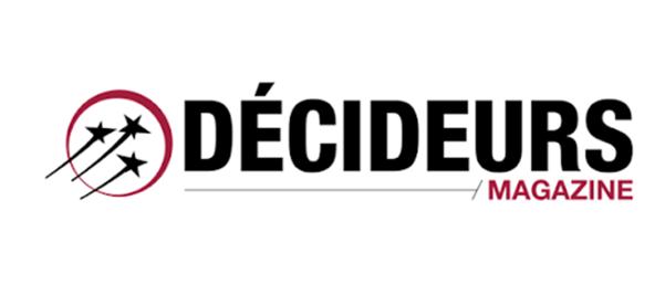 logo decideurs magazine